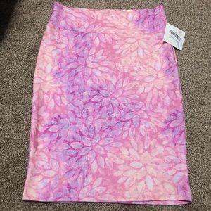 NWT LuLaRoe Cassie pencil skirt